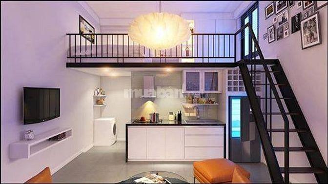 Bán căn hộ 38,8m2, SHR. 1 trệt 1 lửng. Giá 399tr còn thỏa thuận