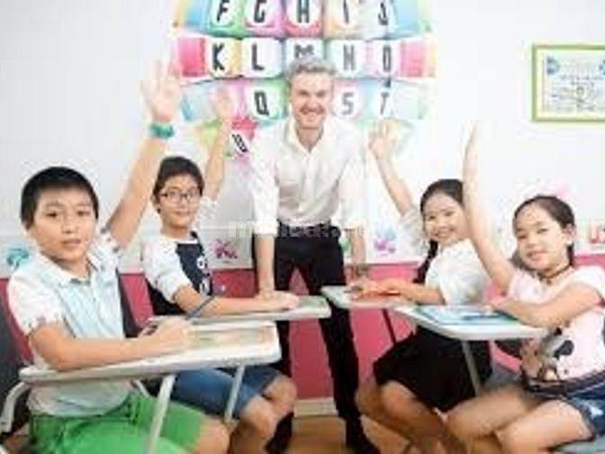 Giáo viên tiểu học có kinh nghiệm