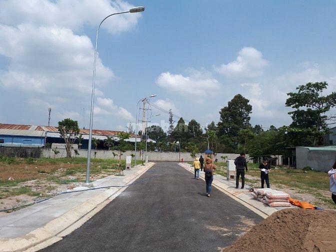 Cần bán gấp mảnh đất 5m x 25m ở Hương Lộ 2