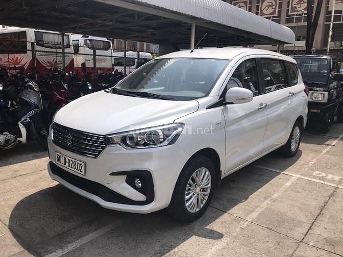 Bán xe Suzuki Ertiga 2019 bản số sàn tại Cần Thơ