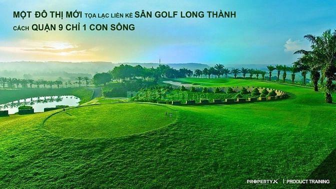 Đất nền TP.Biên Hòa,trong khuôn viên Sân Golf, sổ đỏ, 14tr/m2, CK 3%