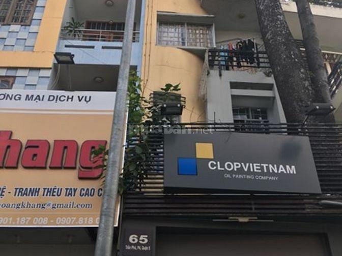 Bán nhà hẻm xe tải đường Cửu Long, P2, Tân Bình, 4 tầng, giá 14.5 tỷ