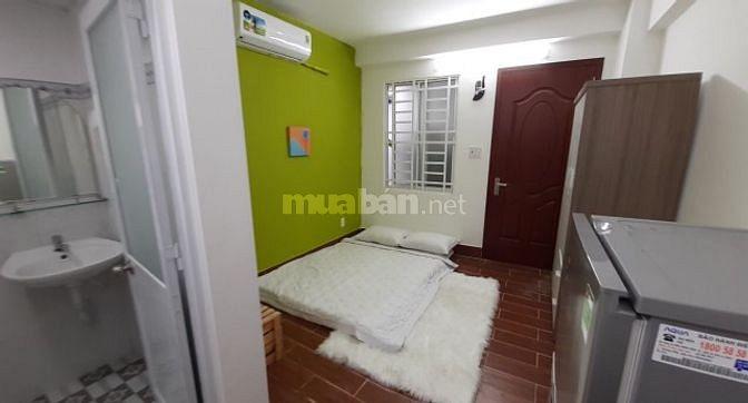 Căn hộ full nội thất có gác lửng đường Xô Viết Nghệ Tĩnh, Bình Thạnh