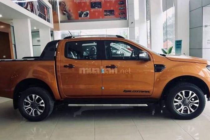 Ford Ranger  giá sập sàn, xe có sẵn giao ngay trong 5/2019