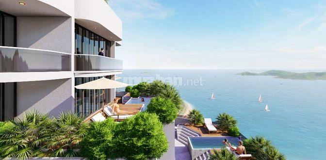 Apartment Hotel Crystal Marina Bay Nha Trang CKLN 8% USD/Năm