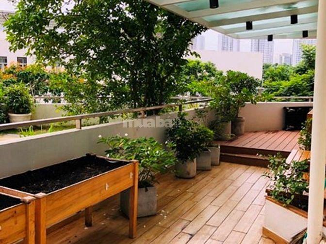 Cần bán căn hộ grand view 130m2, sân vườn giá 5,2 tỷ