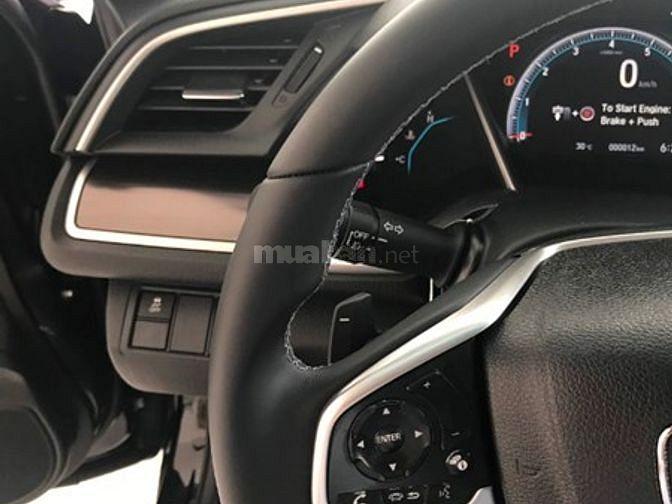 Bán Honda Civic 1.8 G 2019, Honda Ô tô Quận 7 ỗ trợ trả góp 85%