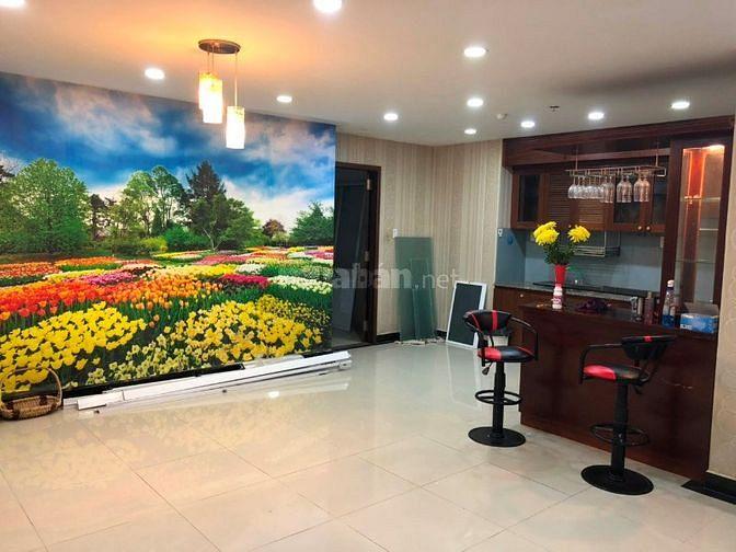 Cho thuê phòng, giờ giấc tự do, trong căn hộ Chung cư Giai Việt