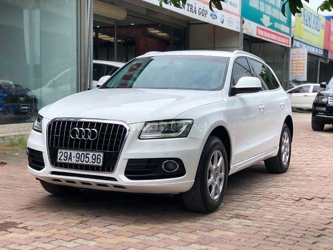 Bán Audi Q5 2.0T 2013, đăng kí 2014, chính chủ Hà Nội