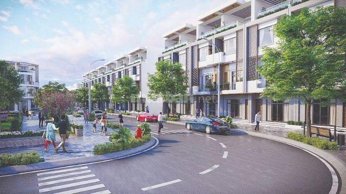 Ra mắt khu dân cư sinh thái Mango City giữa lòng thủ phủ Resort