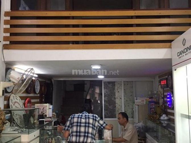 Cho thuê cửa hàng Mp Nguyễn hữu huân, 22m2, lửng 10m2,