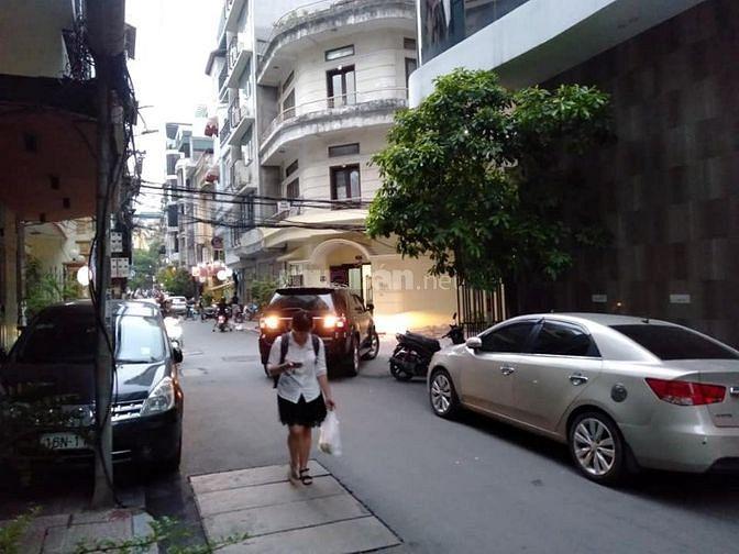 Nhà phố Nguyên Hồng, ô tô 2 chiều vỉa hè, DT 53m2x5 MT 5m, giá 14.3 tỷ