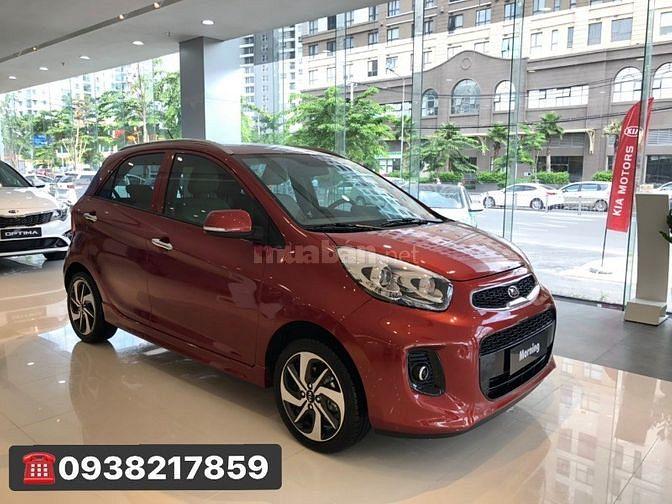 Giá xe Kia Morning 2019 rẻ nhất Sài Gòn (xe mới 100%)