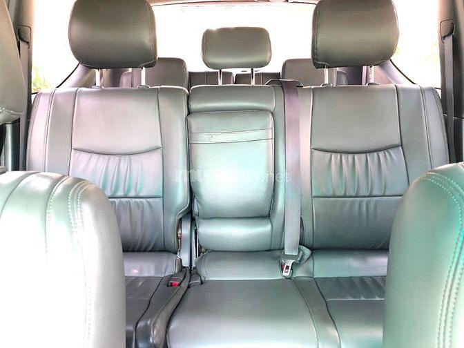 Bán xe Toyota Land Cruiser Prado 4x4 model 2008