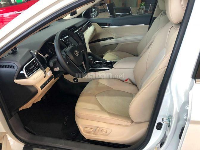 Toyota camry 20G màu trắng ngọc trai nhập khẩu Thái