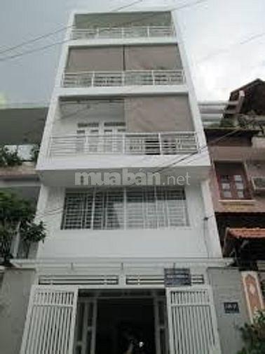 Cho thuê nhà mặt tiền đường Bạch Đằng, Bình Thạnh.