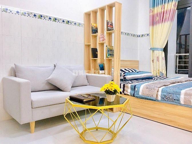 Cho thuê căn hộ giá rẻ full nội thất tại trung tâm Q10
