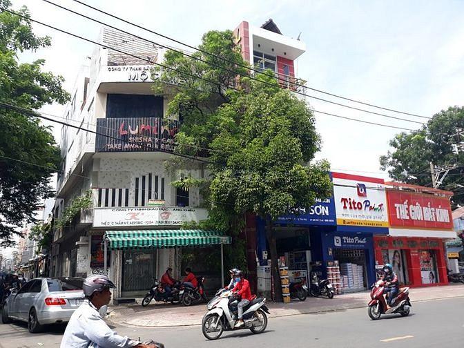 Bán nhà Góc 2 MT kinh doanh đường  Gò Dầu, 7x19m, 3.5 tấm, giá 24.5 tỷ
