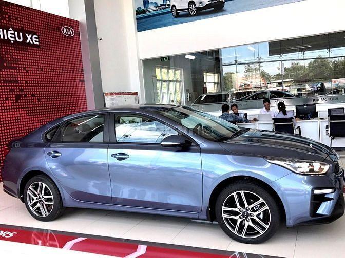 Bán xe Kia Cerato All New 2019 giá 589 triệu đồng, nhận xe liền tay
