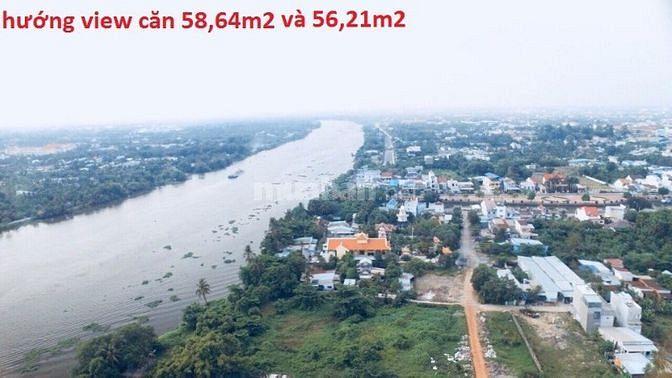 Nhận đặt chỗ STT ưu tiên chọn căn – căn góc 2 mặt view sông Sài Gòn