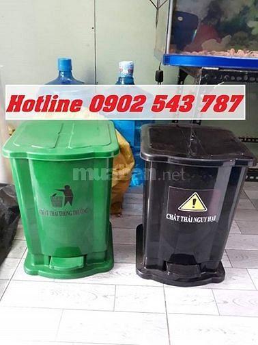 Thùng rác y tế 15 lít, thùng rác y tế 20 lít, thùng rác y tế 10 lít