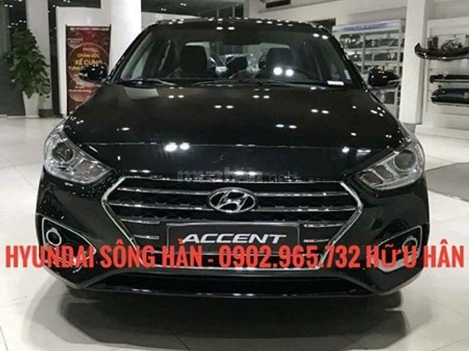 Hyundai Sông Hàn Bán Hyundai Accent, tặng phụ kiện hấp dẫn !!!