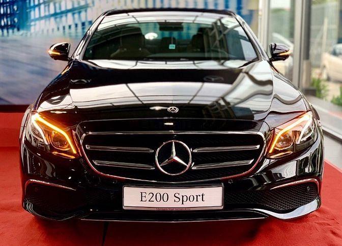 Mercedes-Benz E200 Sport 2019 Bình Dương