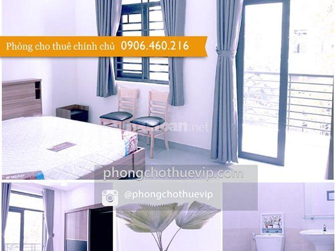 Phòng cao cấp tiện nghi, KDC Intresco 6B, gần Phạm Hùng-Ng.Văn Linh
