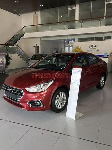 Hyundai song hàn bán accent giá tốt, góp với lãi xuất cực thấp