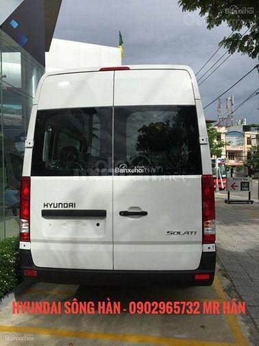 Giá xe 16 chỗ, Hyundai Solati Đà Nẵng, LH : Hữu Hân nhận ngay ưu đãi !