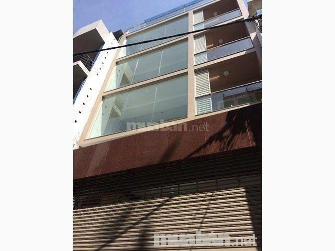 Cho thuê nhà riêng ngõ Thái Hà lối vào chung cư Sông Hồng, DT 60m2