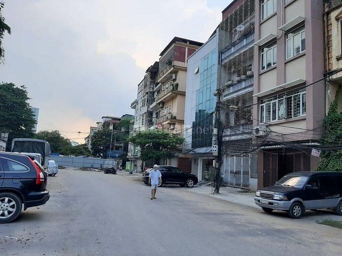Mặt phố mới 34+36 Giang Văn Minh, 85m2, mặt tiền 4,5m. 25 tỷ