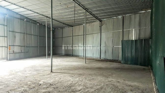 Cho thuê 350m xưởng tại Ngã Tư Trôi – Hoài Đức đường Công vào tận cửa