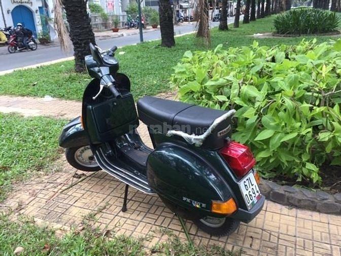 Bán 1 Vespa PX 150 cc Ý có đế !