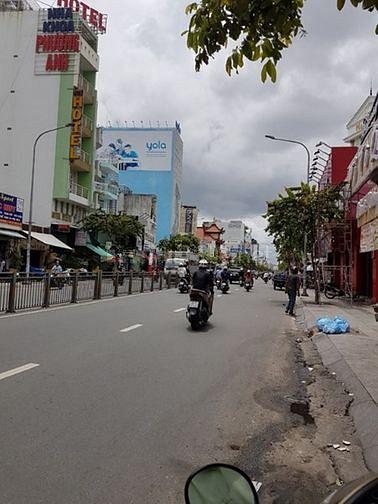 Bán nhà MTKD Lũy Bán Bích Tân Phú 10.5x33m hầm 7 lầu ST giá 120 tỷ TL