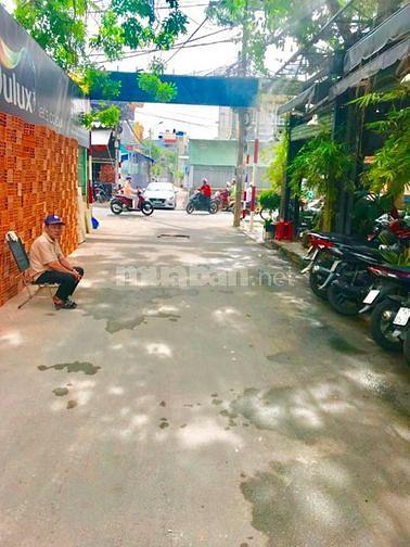 Bán Đất Hẻm 30 Tân Quý ,Quận Tân Phú ( 4x22m) hẻm 6m Gần AEON