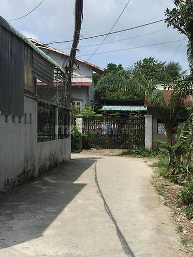 Bán nền thổ cư hẻm 244 Đ. CMT8 phường Bùi Hữu Nghĩa, Q. Bình Thủy TPCT