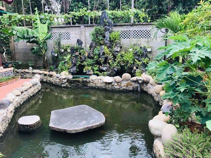 Bán gấp biệt thự sân vườn ở bình nhâm, thuận an