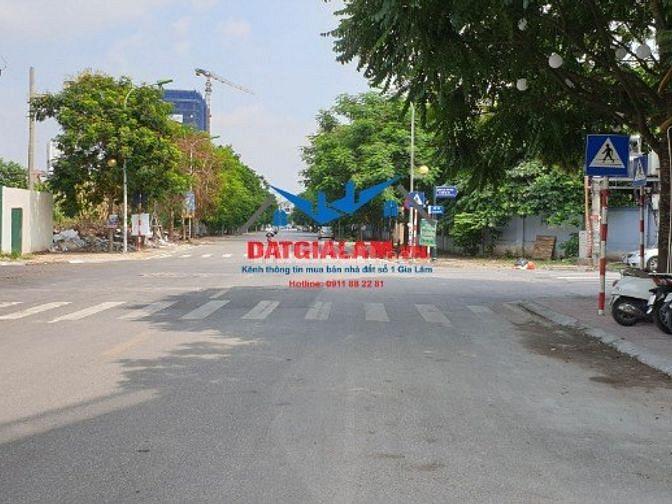 Cần bán lô góc diện tích 161m2 khu 31ha, Trâu Quỳ, Gia Lâm.