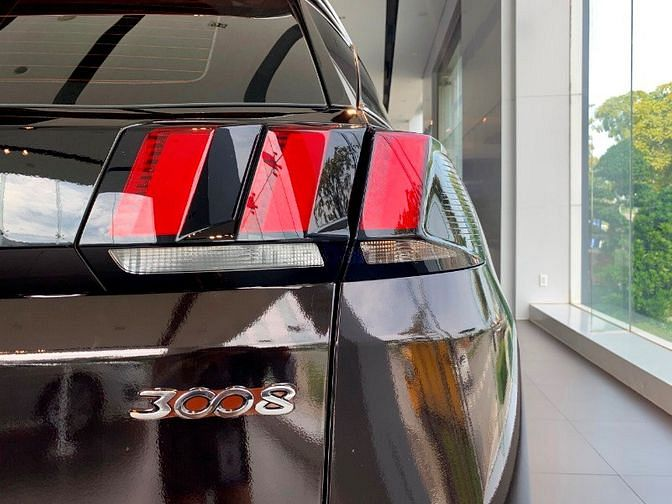 Peugeot 3008 Mạnh Mẽ - SUV Cao Cấp
