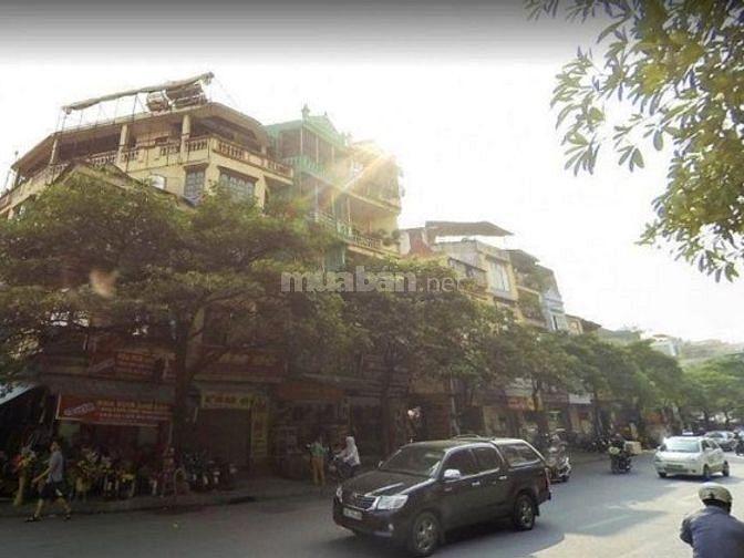 Cho thuê nhà 120m2 mặt phố Lĩnh Nam chỉ 34 triệu