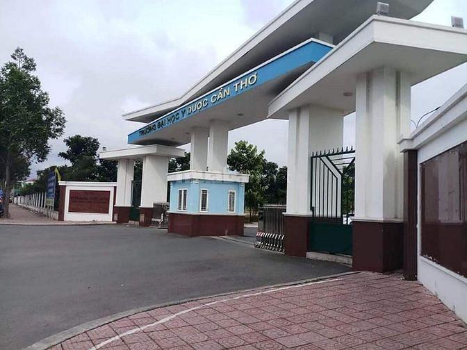 Bán đất mặt tiền Nguyễn Văn Cừ nối dài