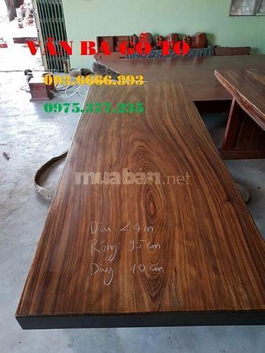 Mặt bàn gỗ - MBG 001 tại Văn Ba Gỗ To
