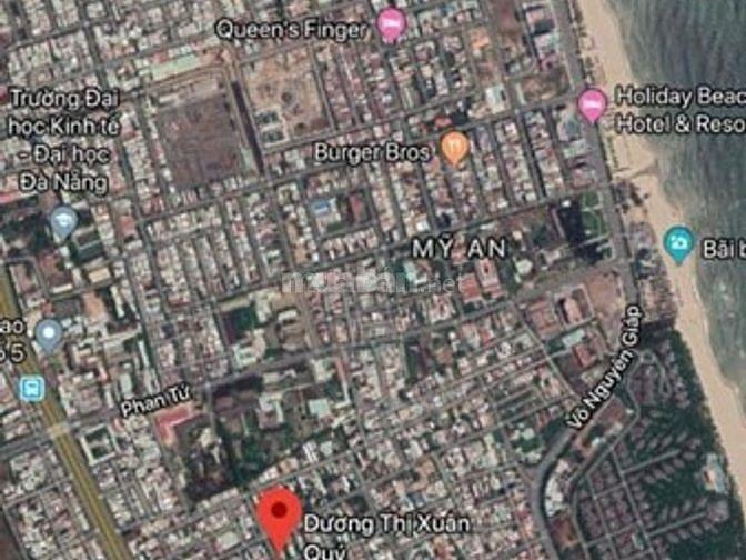 Nhà biệt thự 3 tầng đẹp xinh lung linh đường Dương Thị Xuân Quý