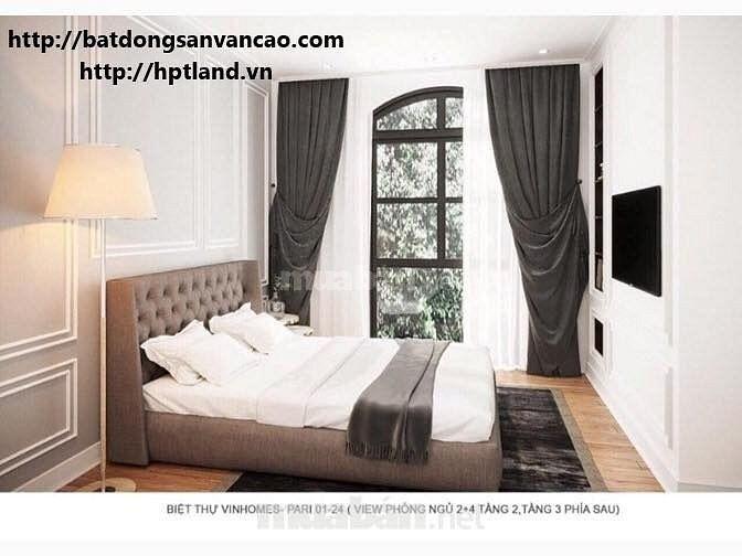 Cho thuê Biệt Thự Vinhomes imperia full nội thất giá:35tr - 50tr/tháng