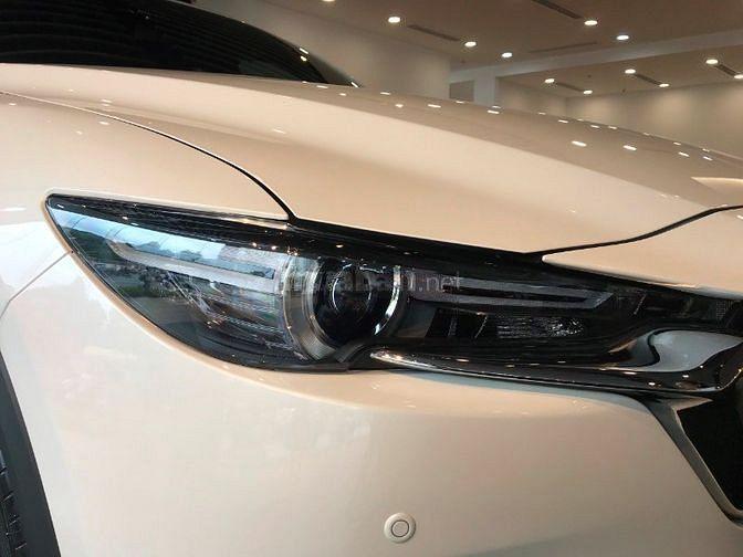 Mua Mazda CX8  luxuery ưu đãi cực hót (giảm 40 triệu)