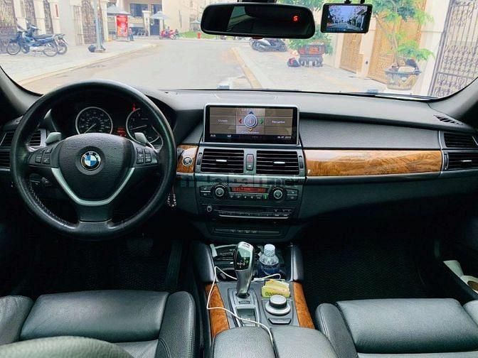 [BÁN] BMW X6 date 2010 x35i 300 mã, nhập nguyên chiếc, màu xanh nhớt