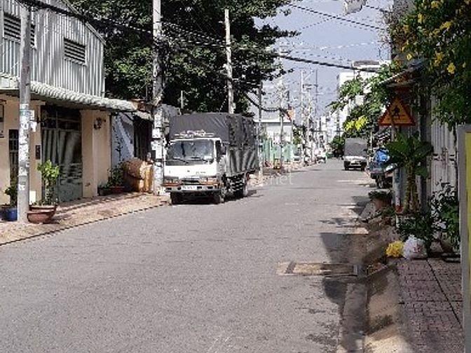 Đất ở có nhà xưởng Nguyễn Hữu Tiến, Tây Thạnh Tân Phú