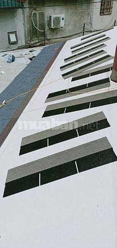 tìm loại ngói phủ đá lợp mái nhà