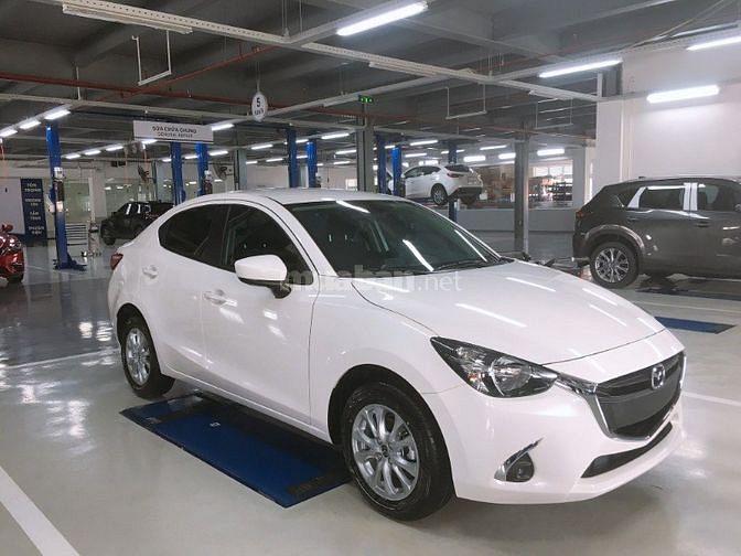 Mazda 2 Deluxe 219 nhập Thái giảm 35 triệu tiền mặt